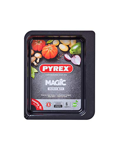 Pyrex - Magic - Plat à Four Rectangulaire 26x19 cm