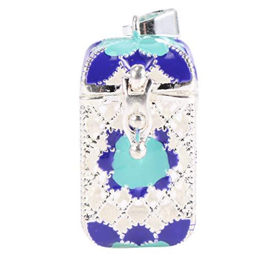 Holibanna Mini Estuche de Cobre Perfume de Bola Accesorios de aromaterapia Aroma...