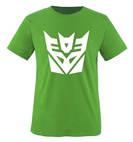 DECEPTICONS-t-shirt pour enfant taille de 86 à 164 plusieurs couleurs