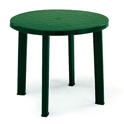 Table Ronde Tondo D90 cm Vert