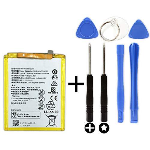 Bateria para Huawei P9 con Kit Herramientas/Tools | HB366481ECW | P9 Lite
