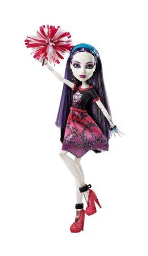 Mattel Monster High BDF10 - Monster-Fan Spectra Vondergeist, Puppe