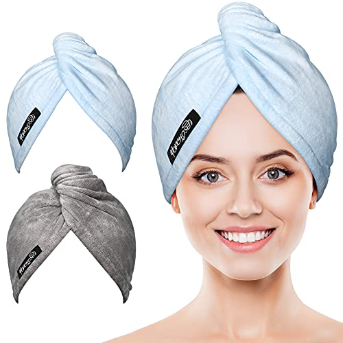 Microfiber Hair Towel Wrap POPCH...