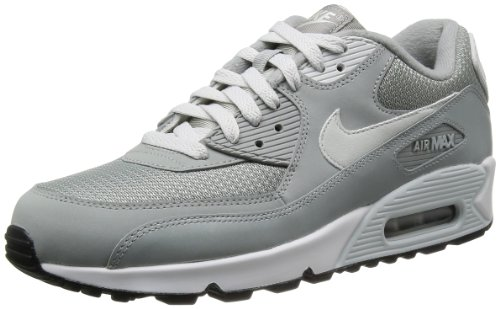 Nike Air Max 90 Essential, Sneaker Uomo, Base Grigia Lt Base, 40 EU