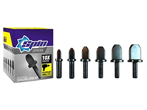 SPIN Tools SSPIN300 Swaging Spin