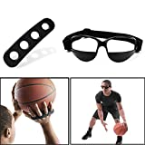 Boaton 3 Sizes Basketball Shooting Training Aid, Dribble Goggles, Basketball Training Equipment Aids for Kids, Youth and Adult