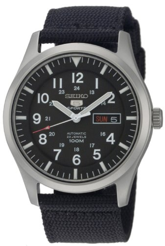 Seiko Men's SNZG15 Seiko 5 Automatic...