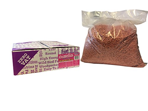 12.75kg Bulk Suet Pellets BERRY,INSECT,MEALWORM,FRUIT