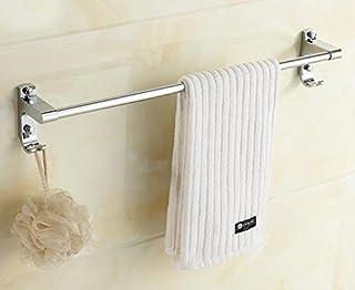 Baño Barra sencilla Estante de toalla toallero montaje en