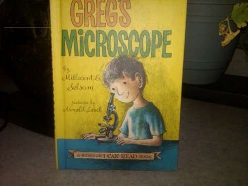 Greg's Microscope, A Science I Can Read Book