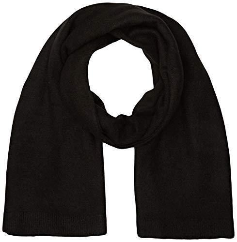 Barts Damen Sintra Scarf Schal, Schwarz (Black 0001), One Size (Herstellergröße: Uni)