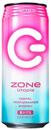 サントリー ZONe Utopia Ver.1.0.0 缶 500ml×24本入×2 ゾーン