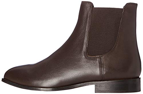 find. Damen Chelsea Boots, Braun (Chocolate), 39 EU