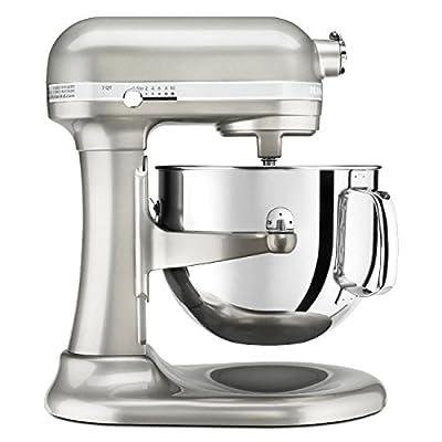 KitchenAid Pro Line Silver Stand Mixer KSM7586PSR , 7 qt ...