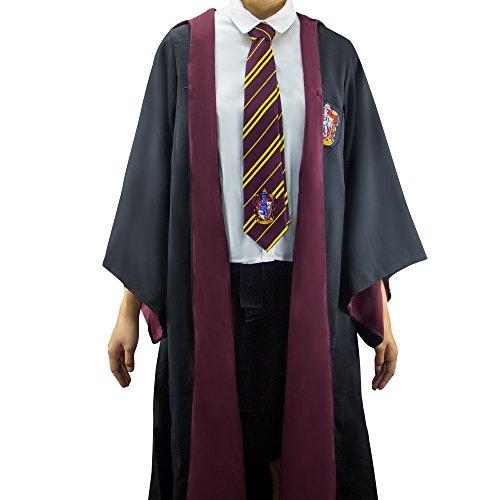 Cinereplicas Harry Potter - Capa - Oficial (Small Adultos, Gryffindor)