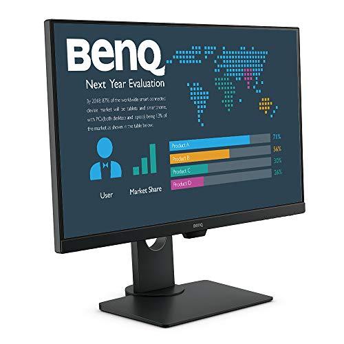 BenQ BL2780T 68,58 cm (27 Zoll) Monitor (Full HD, Slim Bezel, IPS-Panel, höhenverstellbar) schwarz