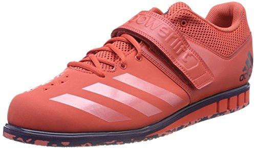 Adidas Powerlift.3.1, Zapatillas de Gimnasia para Hombre, Multicolor (Esctra/Tinnob 000), 48 EU