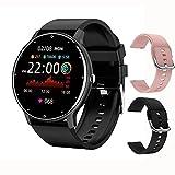 NC Nuevo Reloj Inteligente para Hombres Y Mujeres Reloj Inteligente Deportivo Reloj Inteligente para Dormir MonitorizacióN del Ritmo CardíAco Reloj Impermeable