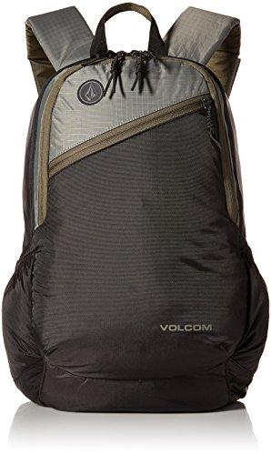 Volcom Substrate - Mochila para Hombre, Color Gris, Talla única