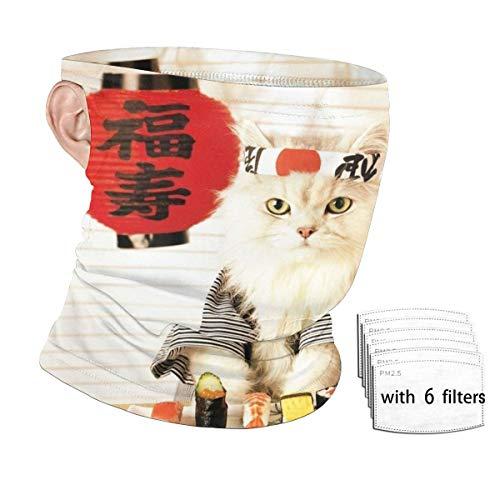 PBC Sushi Cat Japanese Cute Funny K…