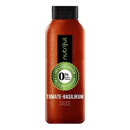 Nutriful Tomate Basilikum Sauce, 1 Flasche á 265 ml