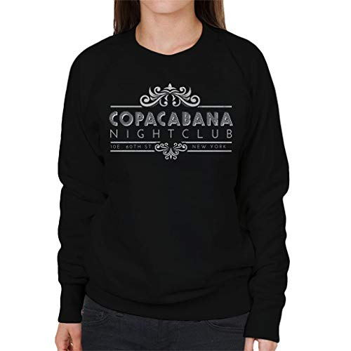 Cloud City 7 Copacabana Nightclub Women's Sweatshirt