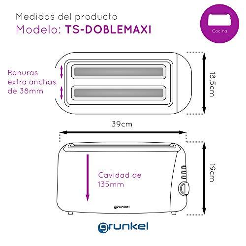 Grunkel TS-Doblemaxi
