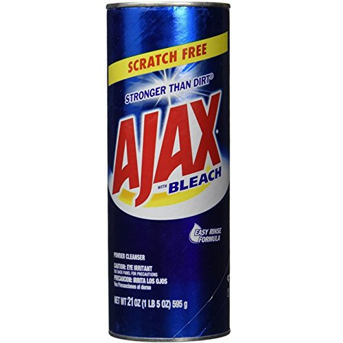 Ajax All-Purpose Powder Cleaner with Bleach 21 oz (Pack of 5)