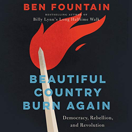Beautiful Country Burn Again audiobook cover art