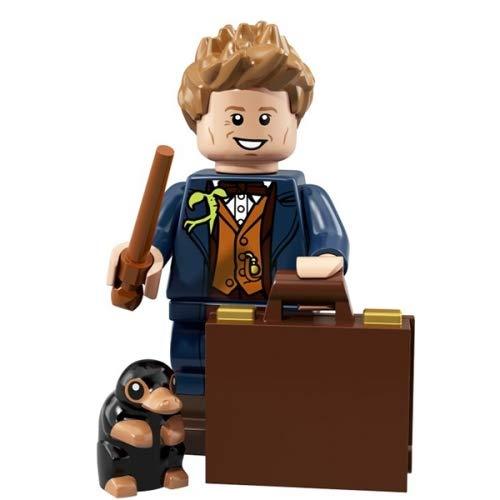Brixplanet Lego 71022 - Minifigures Animali Fantastici - Newt Scamander