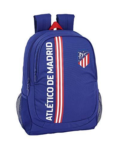 "Atlético de Madrid ""In Blue"" Oficial Mochila Escolar 320x160x440mm"