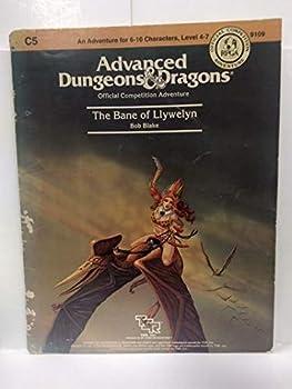 The Bane of Llywelyn (Advanced Dungeons & Dragons module C5) - Book  of the Advanced Dungeons and Dragons Module #C4