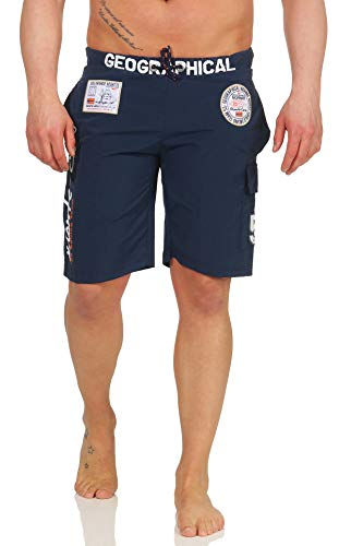 Geographical Norway Badehose QUORBAN- Navy - M