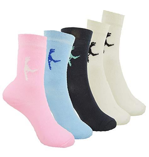 osters muschel-sammler-shop Sylt Socke in Baumwollmix Größen - Die Sylt Socke (5er Sparpack 1, 27-30)
