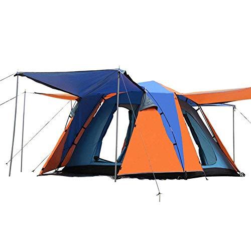TYZXR Carpa emergente Impermeable para Acampar al Aire Libre, Carpa Festiva Plegable...
