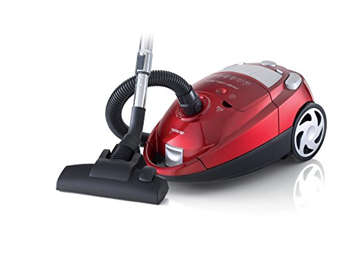 Ariete 2752 Red Silent Aspirateur, 700 W, Rouge