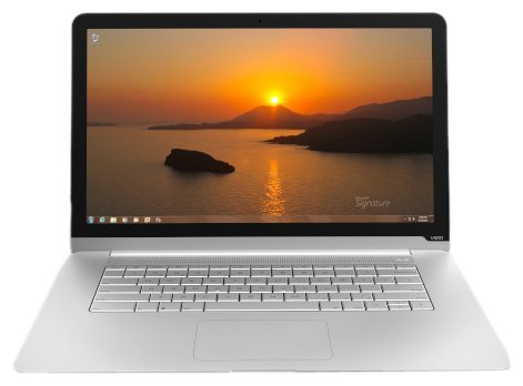 VIZIO Thin and Light CT15-A2 15.6-Inch Laptop (Renewed)