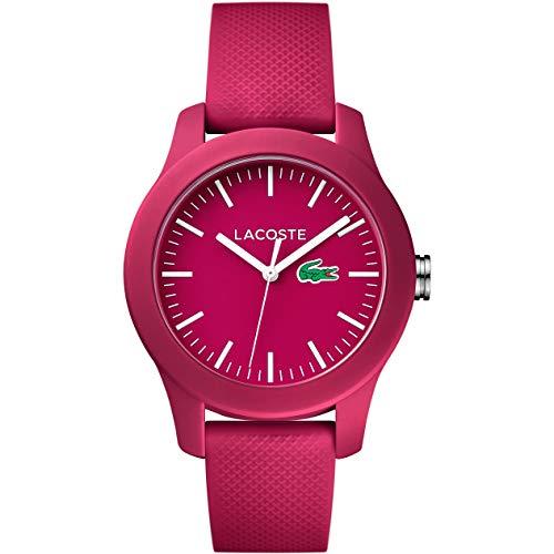 Lacoste 2000957 Lacoste.12.12 Lady - Reloj analógico de pulsera para mujer