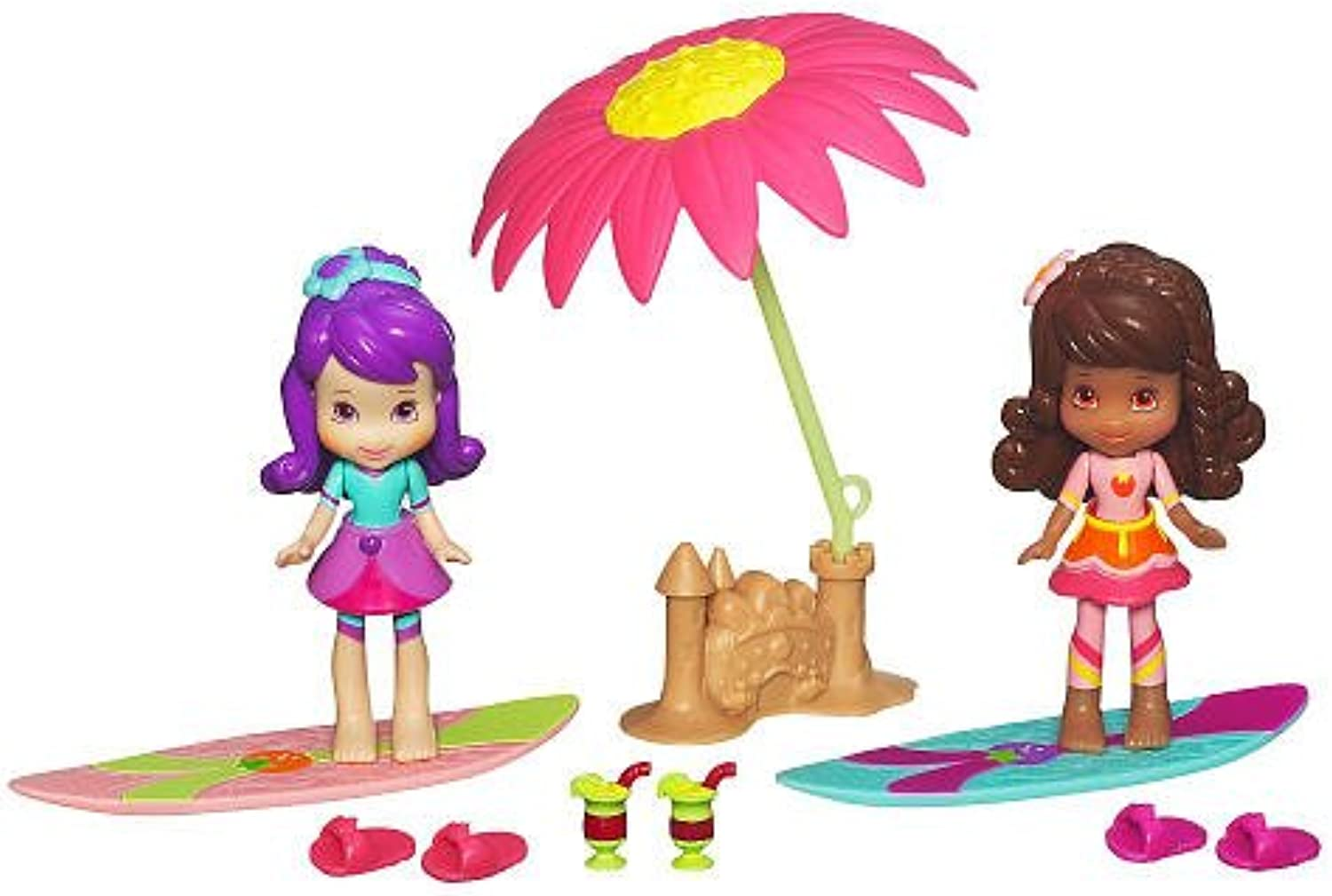 Strawberry Shortcake Celebration Playpack - Sun-Lovin' Beach
