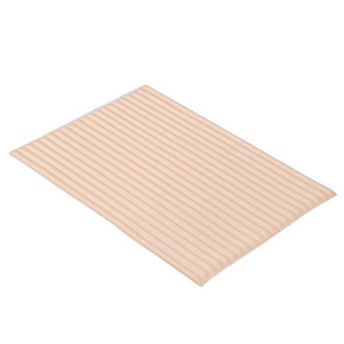Medi Ribbed Lymphpads (10 Per Box) N/A 7500001