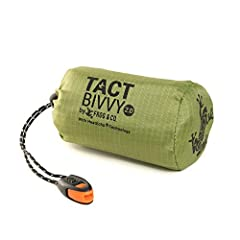 ✴️ ULTRA LIGHTWEIGHT COMPACT SLEEPING BAG: Made out of ultra-lightweight HeatEcho reflective polyester film, this thermal survival blanket sleeping bag weighs just 4.8 ounces. It also compresses into a tiny oversized stuff sack, so you can reuse and ...