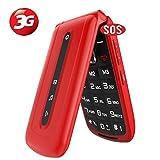 3G Big Button Basic Mobile Phones Unlocked,Dual Sim Free