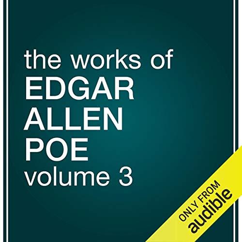 Bargain Audio Book - The Works of Edgar Allan Poe Volume 3