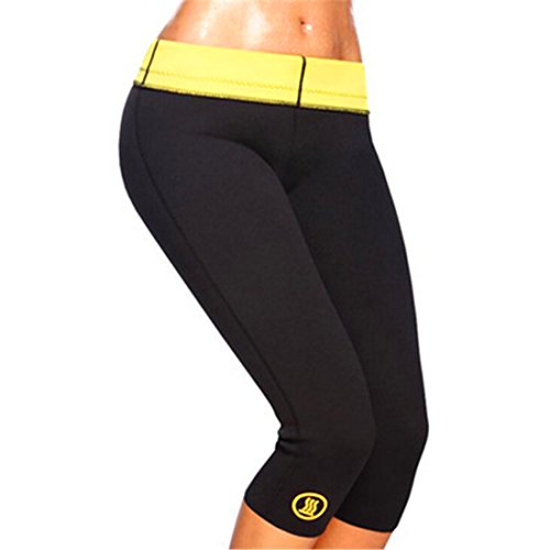 Fitness Pants Neoprene Hot Capri Body Shapers Körperformung Hosen