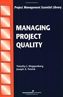 Best managing project quality kloppenborg Reviews