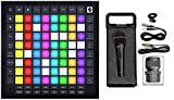 Novation Launchpad Pro MK3 Ableton Live USB MIDI RGB 64-Pad DJ Controller+Mic