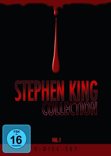 Stephen King Collection, Vol. 1 (5 DVDs)
