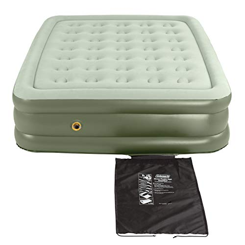 Coleman Air Mattress | Double-High SupportRest Air...