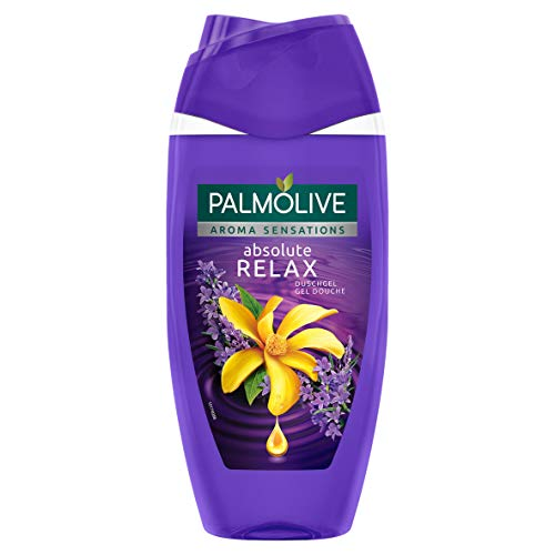Palmolive Aroma Sensations Absolute Relax Duschgel, 6er Pack (6 x 250 ml)