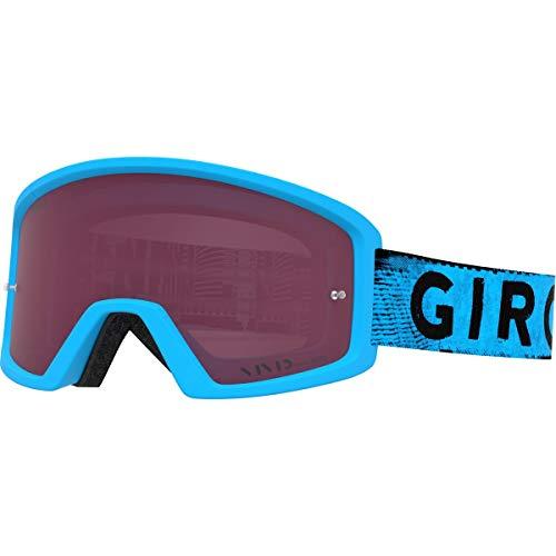 Giro Blok MTB Casco de Bicicleta Dirt, Azul hipnotic, Talla única
